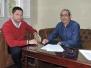 Firma de Acuerdo de Colaboración con CANARLAB (20.04.15)