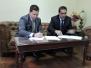 """Firma de Acuerdo de Colaboración con """"Islas Prevención"""" (25.03.15)"""