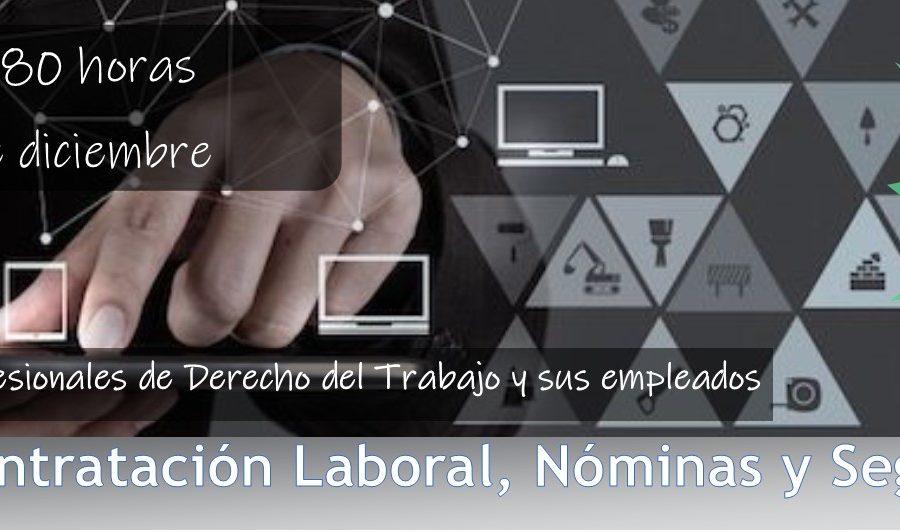 PROGRAMA  II CURSO DE CONTRATACIÓN LABORAL , NÓMINAS Y  SEGURIDAD SOCIAL