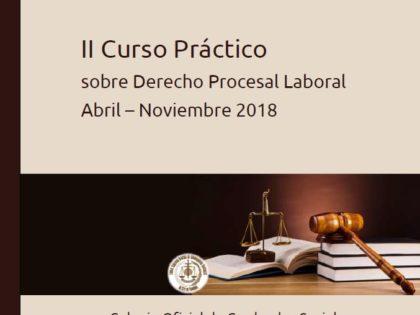 II Curso Práctico  sobre Derecho Procesal Laboral