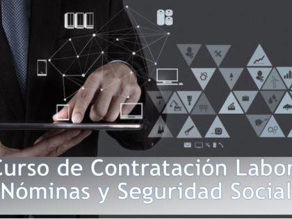 II Curso de contratación laboral, nóminas y seguridad social.