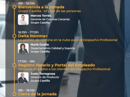 Jornada para Colegiados GRUPO CASTILLA
