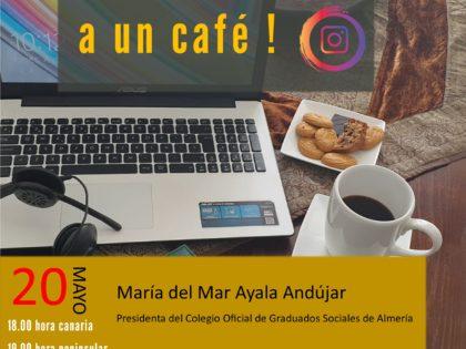 Te invitamos a un café!